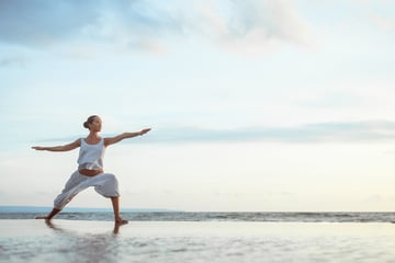 Yoga - available from Envato Elements