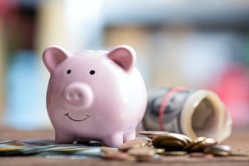 Piggy Bank - available from Envato Elements