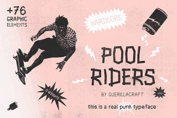 Pool Riders - Available from Envato Elements