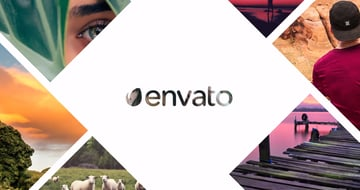 Abstract Photo Openers - Logo Reveal from Envato Market