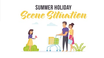 Summer Holiday - from Envato Elements