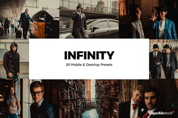 20 Infinity Lightroom Presets & LUTs