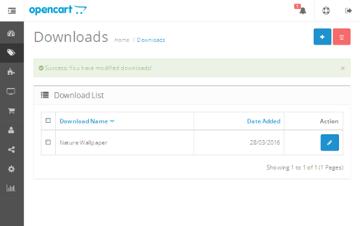 List Downloads