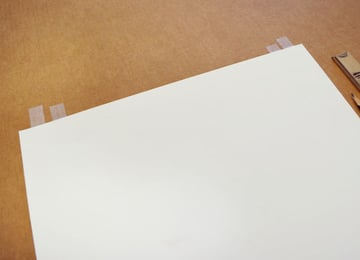 Blank-Paper-On-Guide-Page