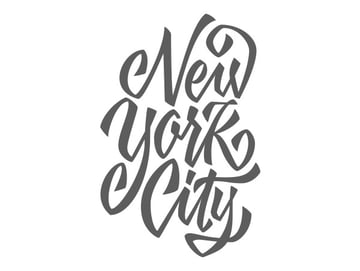 HandlingBezier_Filled_Vector_NYC