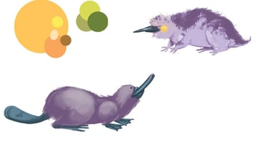 Completed Haggipus and Platypus