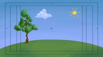 Background - Smaller Sun