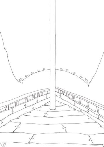 Line Art Sail