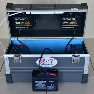 custom-made Charging Station DC Power Box