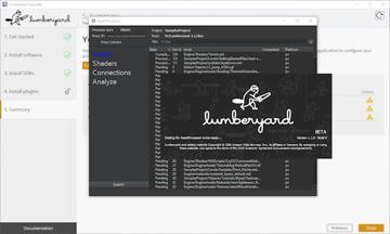 The Lumberyard Asset Processor