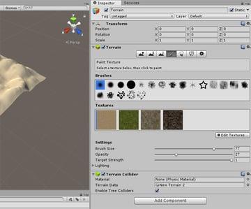 Paint Texture - Multiple textures types