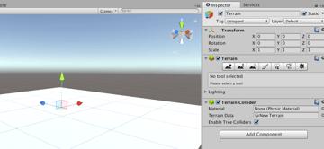 Terrain Tools - Terrain Inspector