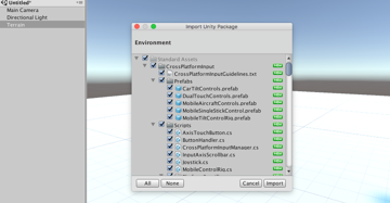 Terrain Tools - Importing Assets