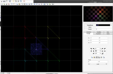 Adding in Transform 5 to Create a Tile