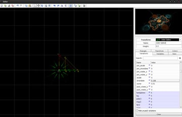 Changing the Triangles Shape Can Create Spikes