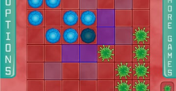 Infected gameplay image
