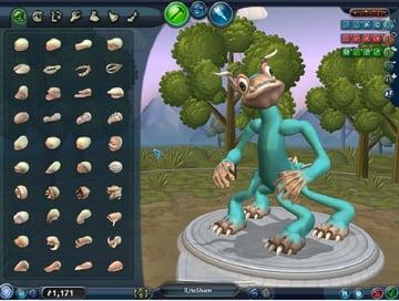 Spore creature creator image