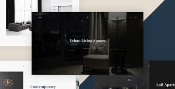 Cassio  Modern Architecture Figma Template