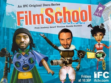 Poster for FilmSchool TV series
