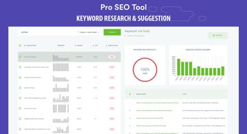 WordPress Pro SEO Tool plugin demo