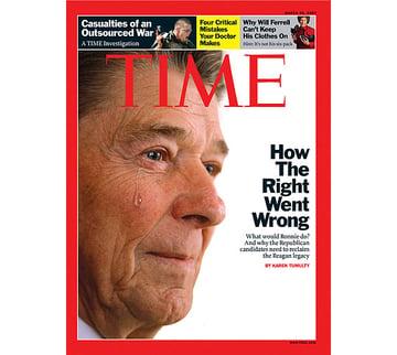 Ronald Reagan Time 2007