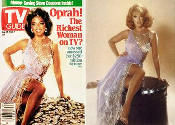 Oprah Winfrey TV Guide 1989