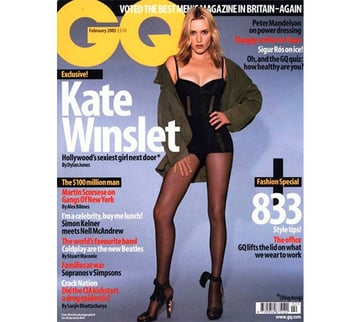 Kate Winslet GQ 2003