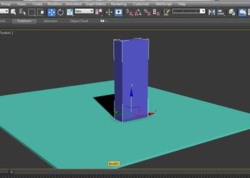 create a pillar