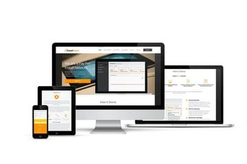 Responsive Website Design Development