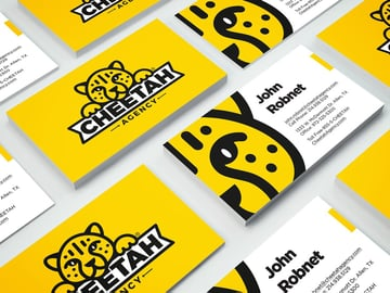 Professional Business Card Design by Brandbusters