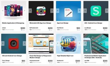 App developers on Envato Studio