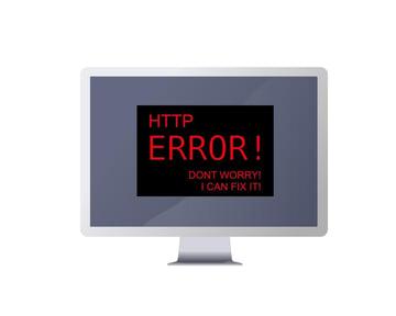 HTTP Error fix