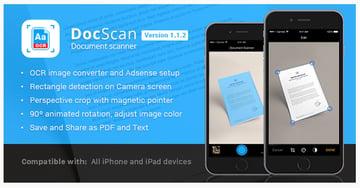 DocScan app on Envato Market