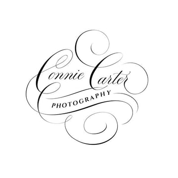 Script Lettering Logo Watermark or Saying