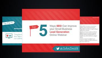 Top 5 Webinar Presentation
