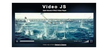VideoJS Player
