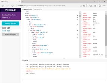 DOM Explorer info about CSS properties