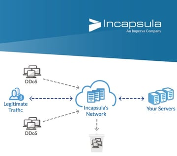Incapsula network diagram