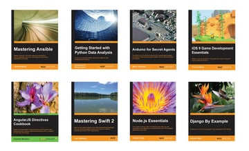 Our latest batch of eBooks