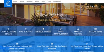 Zillow Porchlight
