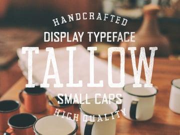 Tallow Font