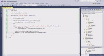 Screenshot from the course Angular Testing Inside Out