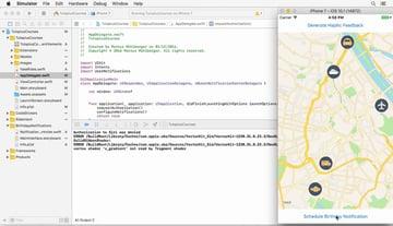 Generating haptic feedback in iOS 10