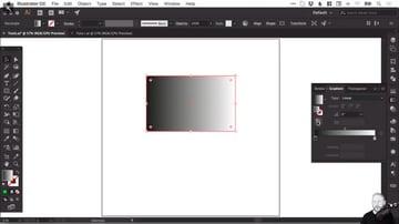 Default gradient
