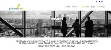 JumpstartHR website