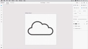Full cloud shape