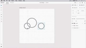 Adding a third circle