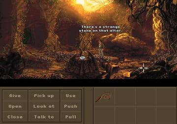 Jaguar adventure game engine