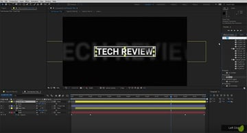Learn After Effects text animation