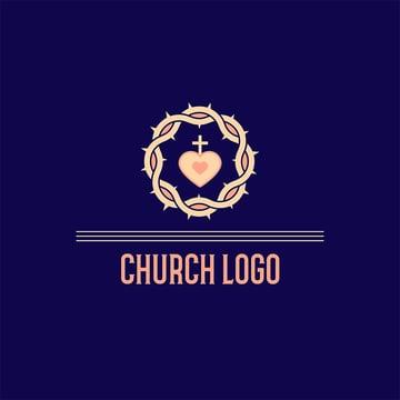 church logo maker online